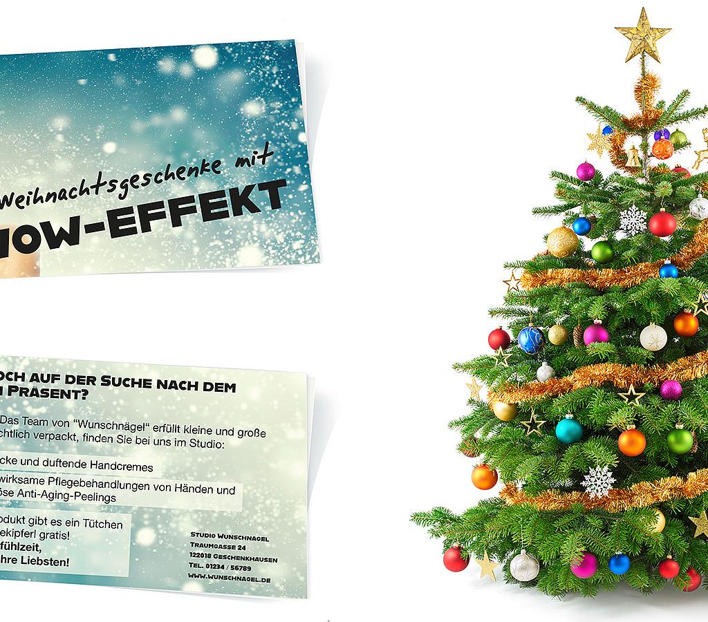 Weihnachtsgeschenke Forum.Flyer Weihnachtsgeschenk Mit Wow Effekt Beauty Forum Germany